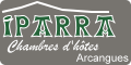 Iparra guest house in Arcangues