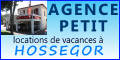 agence Petit Holiday rentals in Hossegor and the Landes