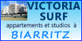 Victoria Surf Apartments, Biarritz