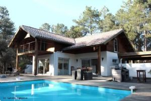 holiday villa to rent in Labenne