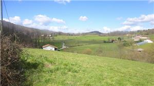 building plot to buy in St Jean Le Vieux