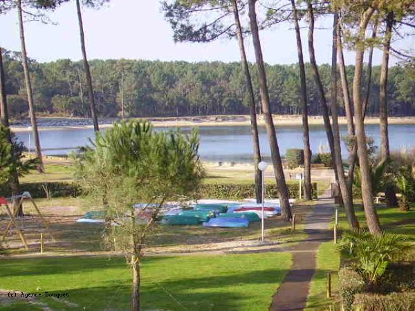 holiday rental apartment for 3 in Soustons Plage(40) with pool