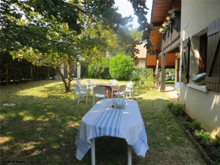 holiday rental villa for 8 in Vieux Boucau(40) with pool