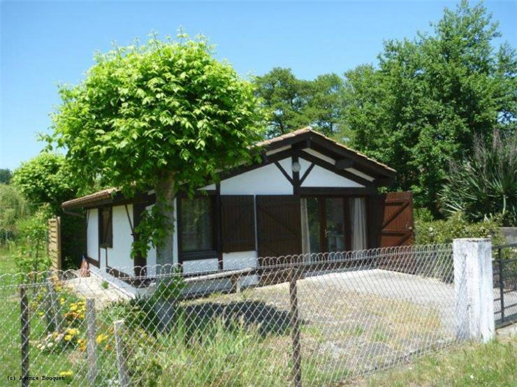 holiday rental villa for 2 in Vieux Boucau(40)
