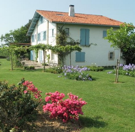 les volets bleus bed and breakfast arcangues
