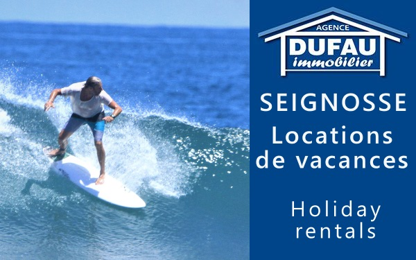 agence dufau seignosse holiday rentals
