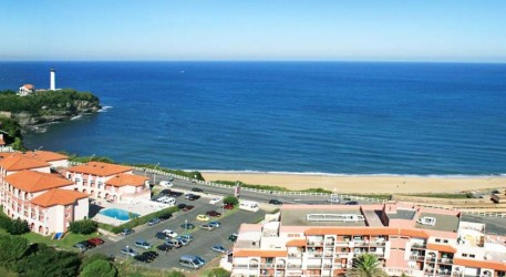 R sidences de vacances anglet for Appart hotel biarritz