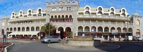 Le Casino D 39 Hendaye Sur La Cte Basque